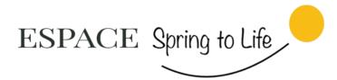 Espace Spring to Life